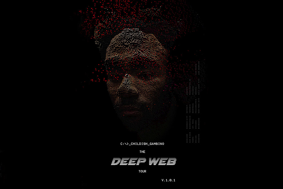 Childish gambino announces the deep web tour 0